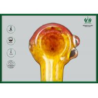 Ruby Dooby Doo Glass Tobacco Pipe Spoon OEM & ODM Available For Weed Smoking Manufactures