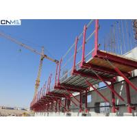 Light Weight Crane Lifted Climbing Formwork System To Support Wall Form Manufactures