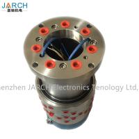 Air Hydraulic Pneumatic Rotary Union 360 ° Rotating For Machine Tool Industry Manufactures