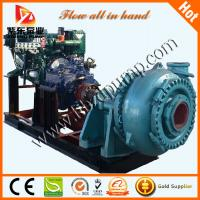 Single shell diesel engine sand pump Manufactures
