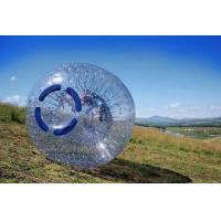 3m ( Outer Dia ) x 2m ( Inner dia ) 1.0mm TPU PVC or TPU Inflatable Zorb Ball Manufactures