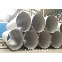 China ASTM A358 TP304 EFW Welded Stainless Round Tube 20Ft Large Diameter Steel Pipe 100% X-RAY on sale