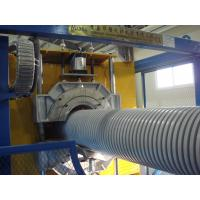 UPVC Double Wall Corrugated Pipe Production Line Manufactures