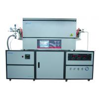 1700℃ Laboratory Sentering Tube Furnace FGL Tubular Gradient Furnace With Multi Temperature Zones Manufactures