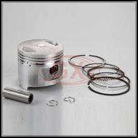 Motorcycle Piston Kits CG150 With Piston Piston Rings Pin and Spring OEM Quality Aluminium alloy 150cc Cylinder Piston Manufactures