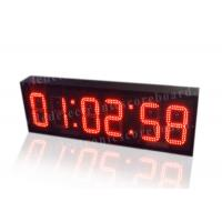 300*1000*100mm LED Countdown Timer With Remote Automatic Time Adjustment Manufactures