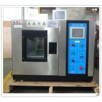 Air Cooled Humidity And Temperature Controlled Chamber , Humidity Temperature Test Chamber AC220V Manufactures