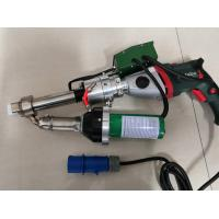 China Metabo Motor HDPE Plastic Hand Extruder Welding Gun Automation on sale
