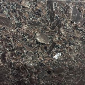 China Brazil Coffee Imperial Granite Paving Slabs For Tiles Vanity Top on sale