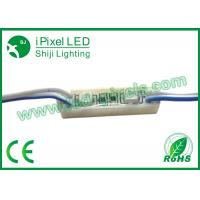 DMX512 commercial exterior LED String Light 0.24W 5050 smd 3 years warranty Manufactures