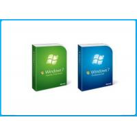Quality Microsoft Windows 7 professional retail 32bit / 64bit System Builder DVD 1 Pack - OEM key for sale