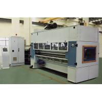 Shoes Base Cloth Needle Punching Machine 2.2-9 Meters Work Width , 0.8-8 M / Min Travel Speed Manufactures