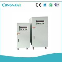 60 Hz Frequency Automatic Voltage Stabilizer One Phase In Three Out Manufactures
