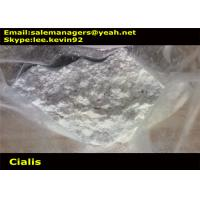 Healthy Sex Steroid Hormones CAS 171596-29-5 Cialis Tadalafil 20mg For Men Manufactures