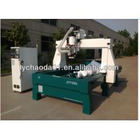China Multi function 4 axis heavy duty cylinder relief carving cnc router on sale