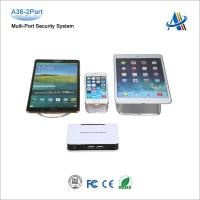 Retail security display alarm system for mobile store loss prevention A36-2port Manufactures