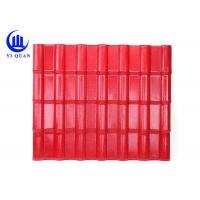 Great Productive Capacity Color ASA Coated Corrugated Synthetic Resin Roof Tile Manufactures