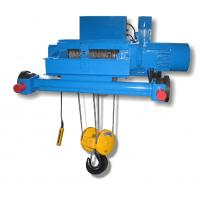 Light Duty Double Girder Electric Steel Wire Rope Hoists SH Light Type Manufactures