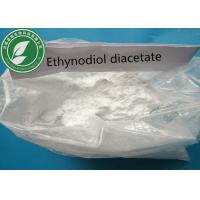 99% Estrogen Steroid Powder Ethynodiol Diacetate For Female CAS 297-76-7 Manufactures