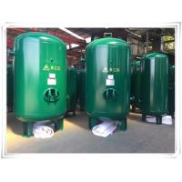 China Nitrogen Compressor Air Receiver Tank Replacements , Compressed Air Accumulator Tank on sale