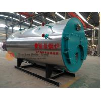 Industrial Gas Fired Steam Boilers , Fully Automatic Energy Efficient Gas Boiler Manufactures