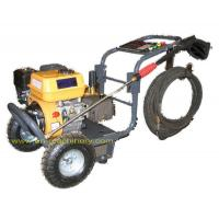 China Mini High Pressure Washer with CE Gasoline Cold Water 27MPa on sale