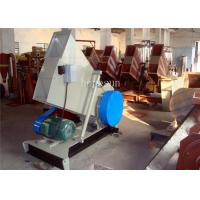HDPE PPR Plastic Pipe Crusher / Pvc Crusher Machine Granules Production Manufactures