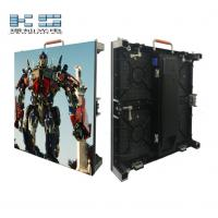 Buy cheap Rental Outdoor LED Displays p3.91 500x500mm indoor die cast aluminum for stage background from wholesalers