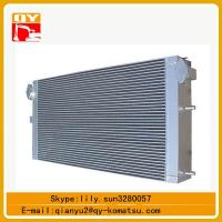 genuine and oem pc450 hydraulic oil cooler ,pc450 radiator,water tank Manufactures