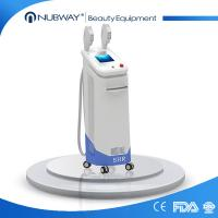 SHR opt technology 2 in 1 fast painless vertical laser hair removal elight shr Manufactures
