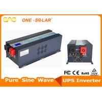 Full Watts Pure Sine Wave Inverter 24V 48V Low Frequency For UPS / Solar System Manufactures