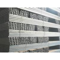 Construction Structural Galvanized Stainless Steel i Beam Thickness 4mm - 17mm Manufactures