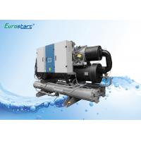96.3 KW Water Source Heat Pump Chiller For Cooling Heating /Sanitary Hot Water Manufactures