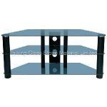 Gray Tempered Glass / Glass Shelves /En12150 Manufactures