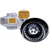 120V / 220V Centrifugal Inline Duct Fan , 6 Inch Hydroponic Fan Light Weight Manufactures