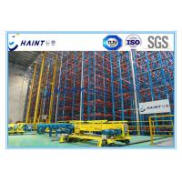 Heavy Duty ASRS Automated Storage Retrieval System, Automated Warehouse Racking Systems Manufactures