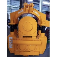 Buy cheap Yellow Electric Vibro Pile Foundation Construction Equipment from wholesalers