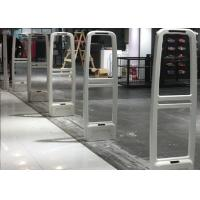Flame Retardent HIPS EAS Security System For Retail Store Entrance White / Grey Color Manufactures