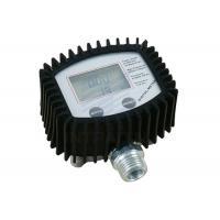 China Waterproof And Oil Proof 5 Digital Oil Meter 35L , Pressure Range 7 - 1500psi for sale