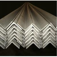 304, 304L, 309S, 310S, 300 Series HRAP / Hot Formed Stainless Steel Angle Bars For Gas ISO Certificate Manufactures