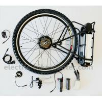 """Motorized Bicycles Kits High Speed Electric Motor 36V 250W 26"""" Wheel Manufactures"""