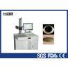 Buy cheap Acrylic Fabric Desktop Laser Engraving Machine  20W Fiber Laser Marking System from wholesalers