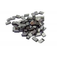 K10 / K20 Tungsten Carbide Tool Tips Of JX3016 JX5316 JX16530 Abrasion Proof Manufactures