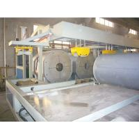 OEM Hydraulic Plastic Pipe Belling Machine , Automatic Belling Machine Water Cooling Manufactures