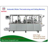automatic blister pack thermal forming and cutting / trimming machine Manufactures
