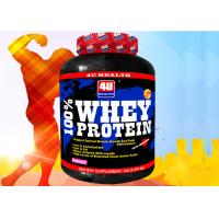 Healthy Whey Protein Iso 5lb protein drinks for weight loss / sport nutrition Manufactures