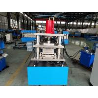 Manual / Hydraulic 7.5kw Cold Roll Forming Machine 1ac.5mm Steel Thickness Manufactures