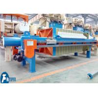 Automatic Membrane Filter Press Equipment For Mining Tail Pulp Treatment Manufactures
