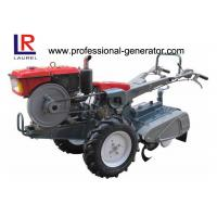 China Hand Walking 7HP Diesel Oil Power Tiller Agriculture Machine CE / ISO Certificated on sale