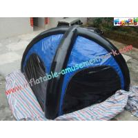 Water-proof Inflatable Party Tent , Air-sealed Outdoor Inflatable Leg Tent Manufactures